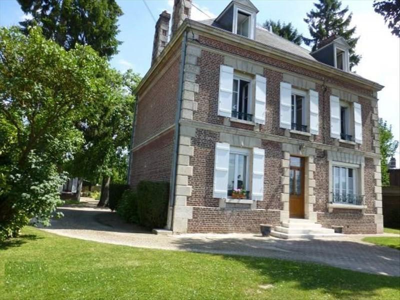 Sale house / villa Villers cotterets 377000€ - Picture 1