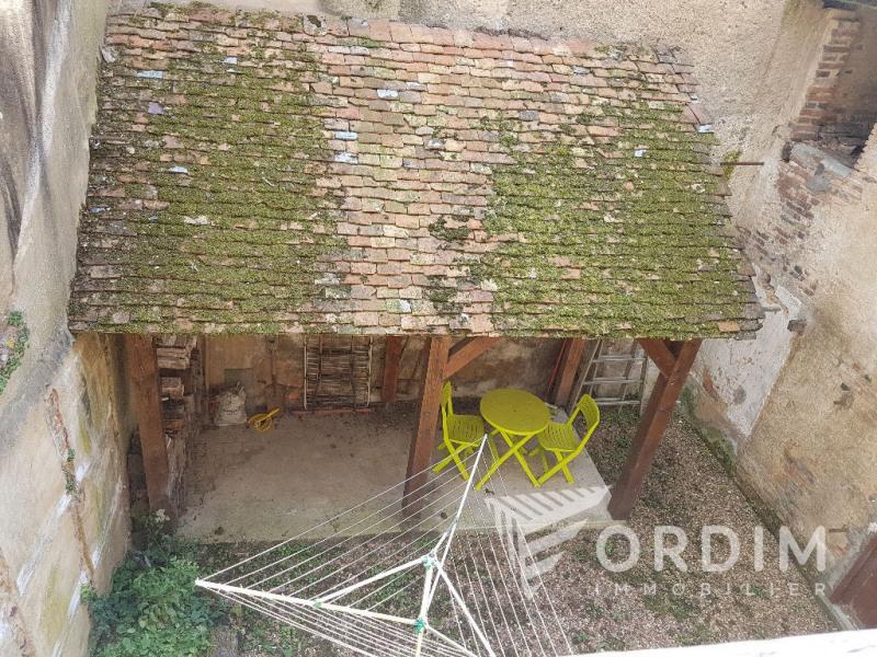 Vente immeuble St amand en puisaye 69000€ - Photo 10