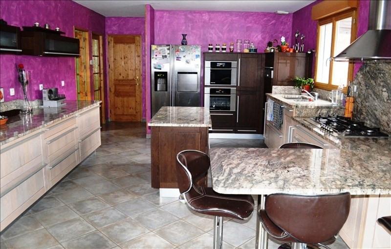 Sale house / villa Cour et buis 405000€ - Picture 5