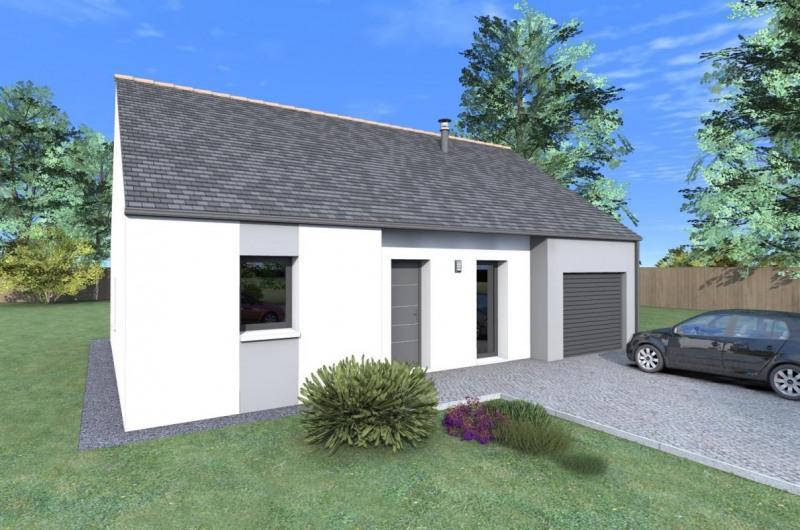 Maison  3 pièces + Terrain 649 m² Saint-Paul-du-Bois par Alliance Construction Cholet