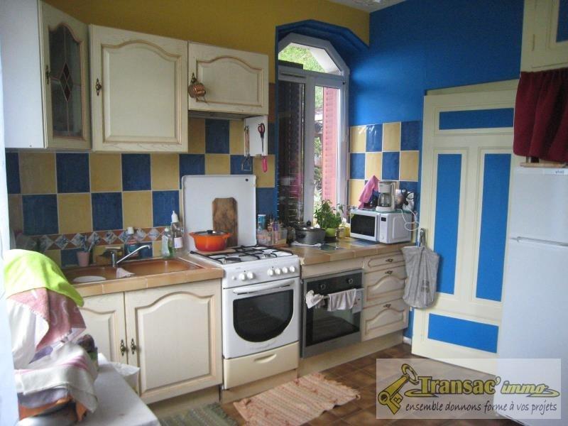 Sale house / villa Thiers 82460€ - Picture 2
