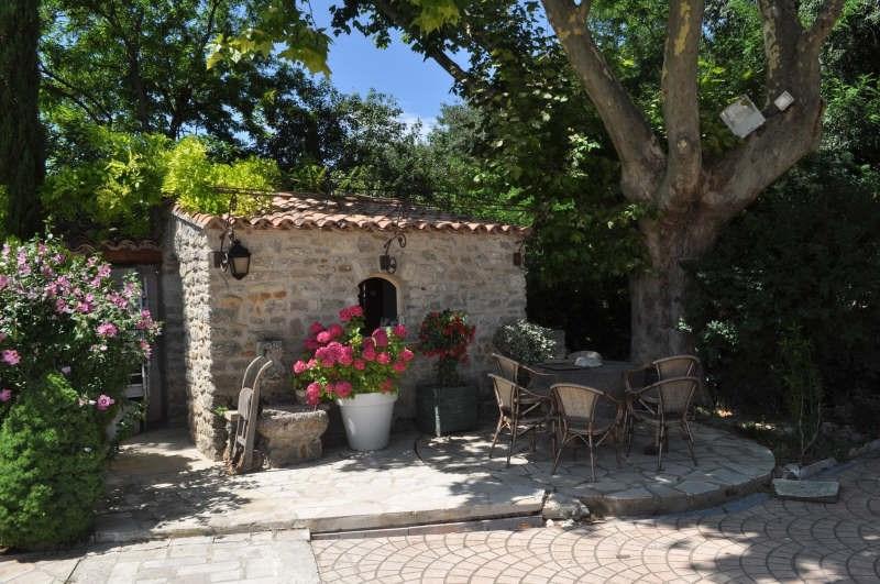 Verkoop van prestige  huis Chateauneuf de gadagne 1567000€ - Foto 6