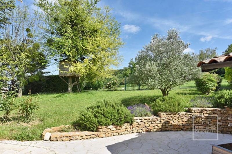 Vente de prestige maison / villa Saint romain au mont d'or 1150000€ - Photo 8
