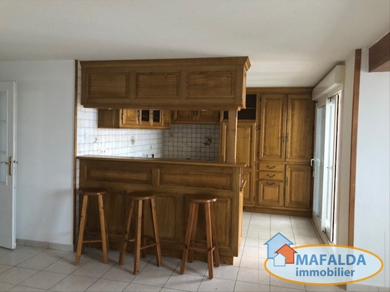 Vente appartement Mont saxonnex 198 000€ - Photo 1