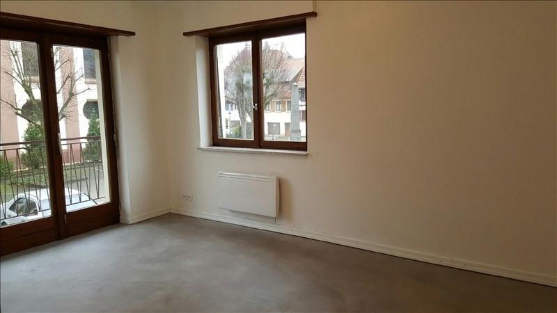 Location appartement Lauterbourg 630€ CC - Photo 1