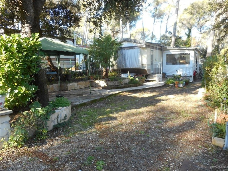 Sale site Frejus 79 000€ - Picture 1
