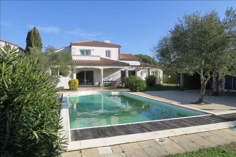Deluxe sale house / villa Vaux sur mer 682000€ - Picture 1