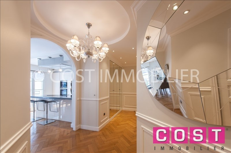 Verkoop  appartement La garenne colombes 590000€ - Foto 7