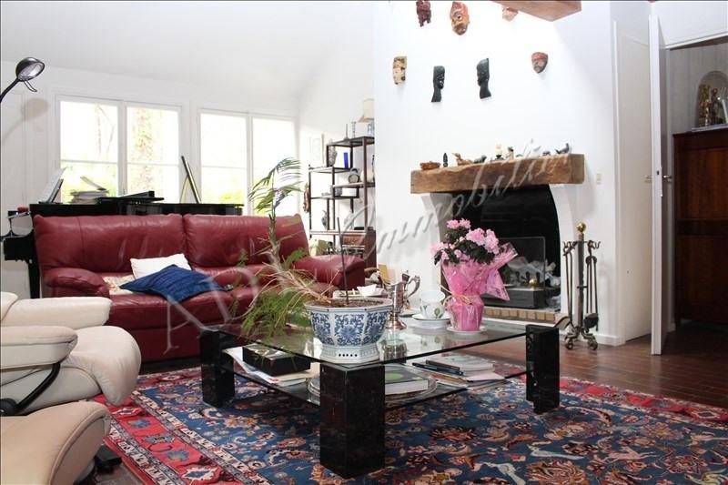 Deluxe sale house / villa Lamorlaye 648000€ - Picture 2