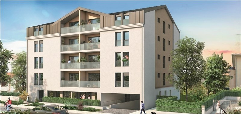 Vente appartement Toulouse 259900€ - Photo 2