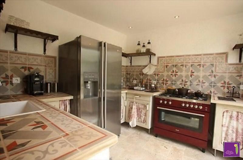 Vente de prestige maison / villa Barjac 525000€ - Photo 4