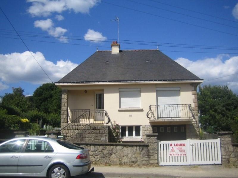 Vente maison / villa Vannes 189000€ - Photo 1