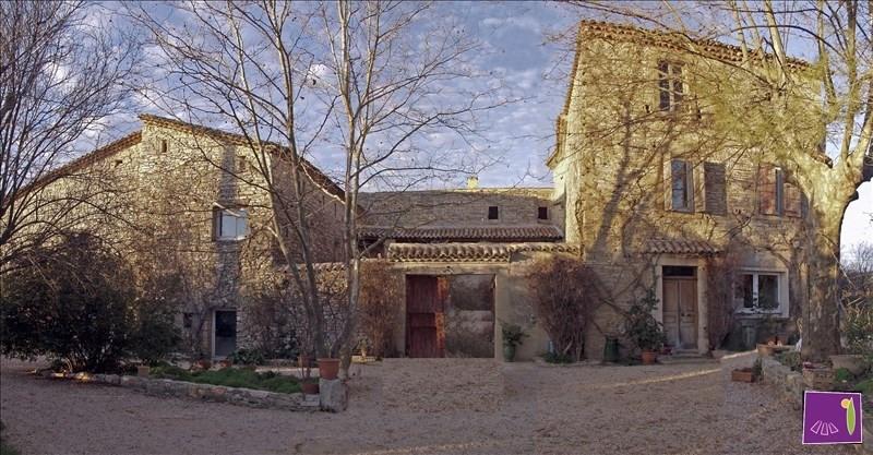Vente de prestige maison / villa Uzes 799000€ - Photo 2