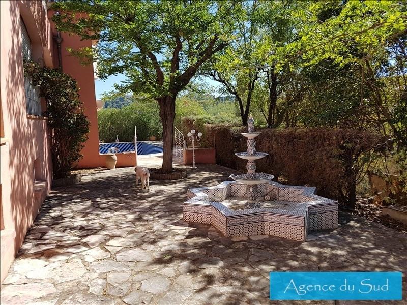 Vente de prestige maison / villa La cadiere d azur 572000€ - Photo 2