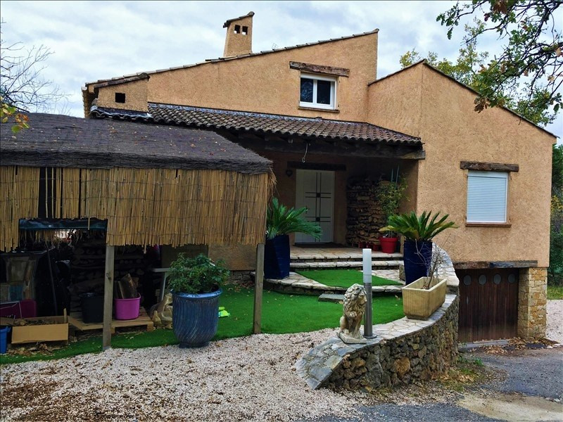 Sale house / villa Valescure 513000€ - Picture 8