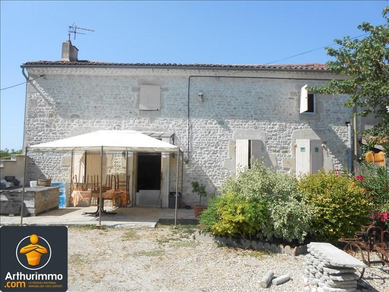 Sale house / villa Varaize 118000€ - Picture 1