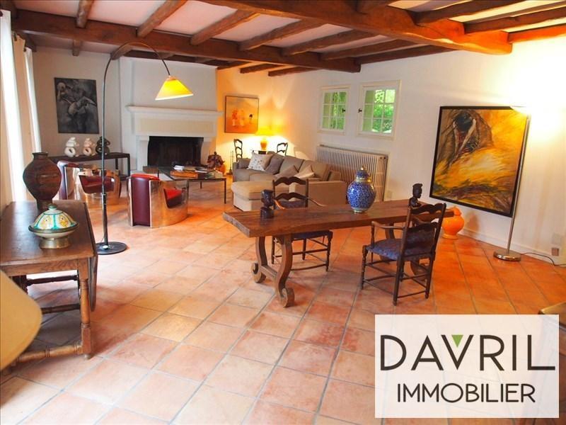 Deluxe sale house / villa Triel sur seine 699000€ - Picture 1