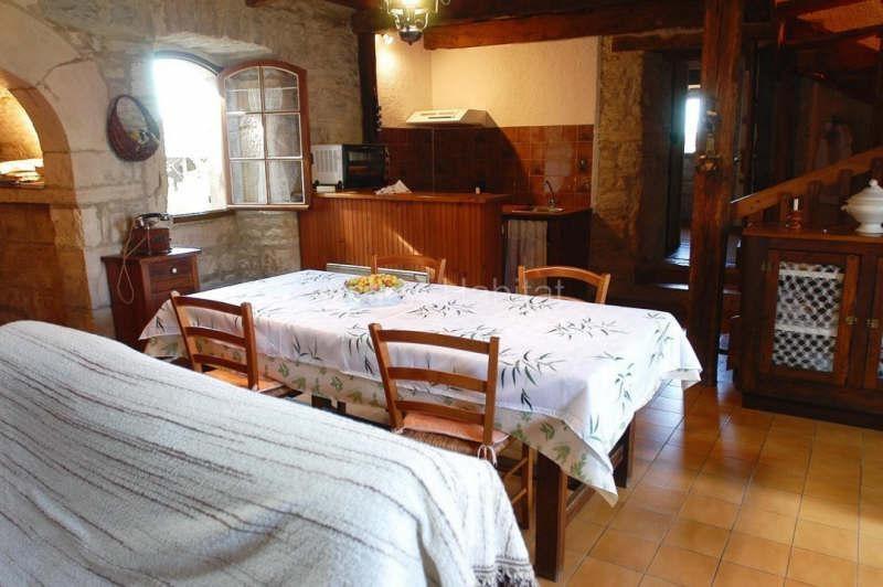 Vente maison / villa Parisot 115500€ - Photo 2