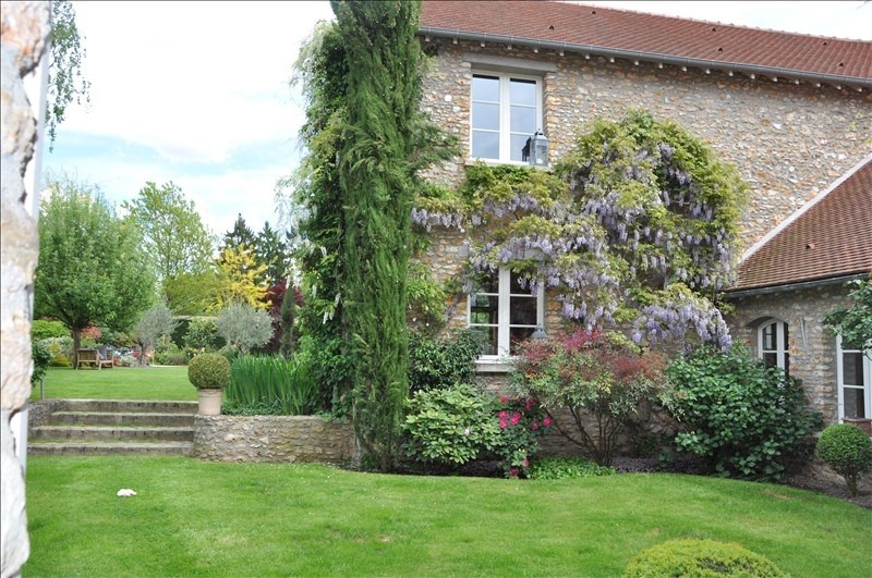 Deluxe sale house / villa Feucherolles 2 435 000€ - Picture 5