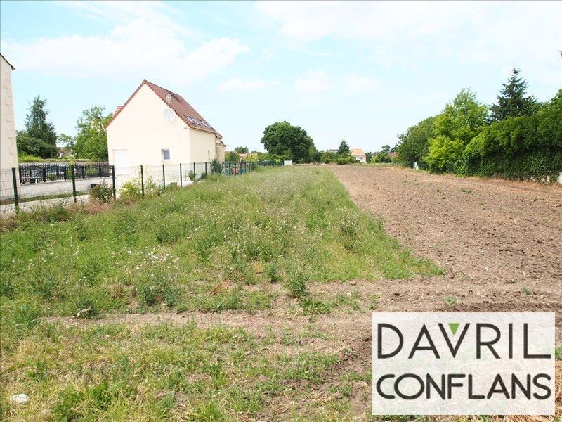 Revenda terreno Eragny 235000€ - Fotografia 1