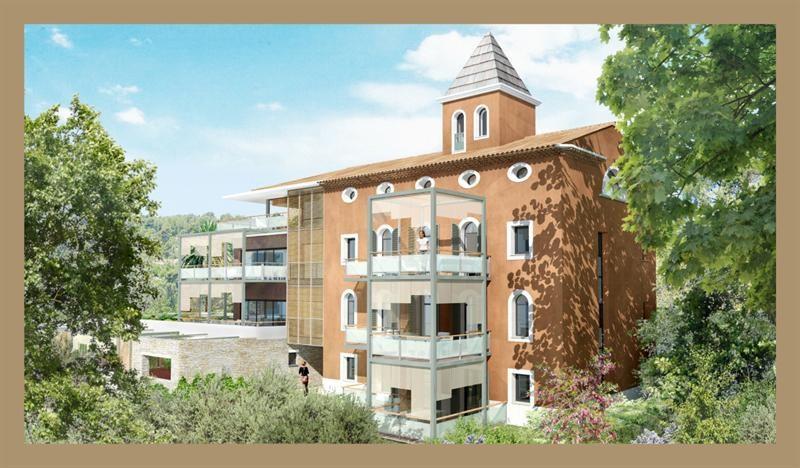 La bastide de la baume programme immobilier neuf la for Achat maison la valette du var