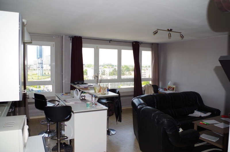 Vente appartement Herouville st clair 82 000€ - Photo 1