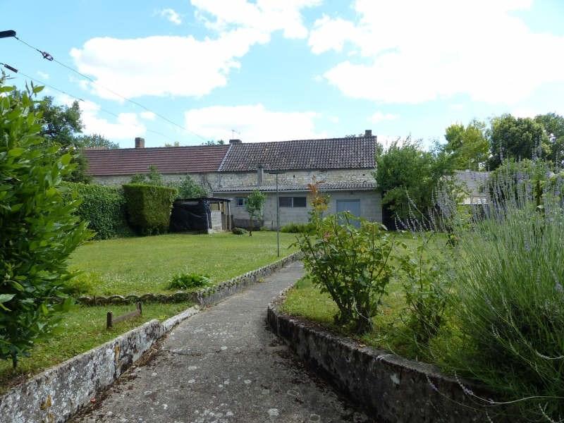 Sale house / villa Neuvy sautour 86000€ - Picture 10