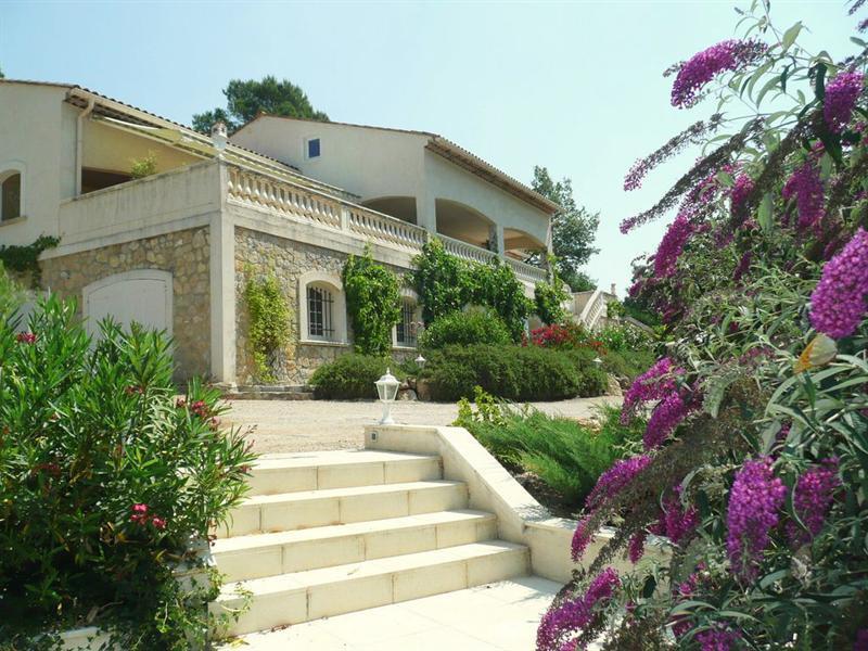 Revenda residencial de prestígio casa Tourrettes 895000€ - Fotografia 7