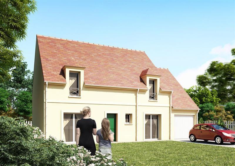 Maison  6 pièces + Terrain 270 m² Beauchamp par MAISON PIERRE