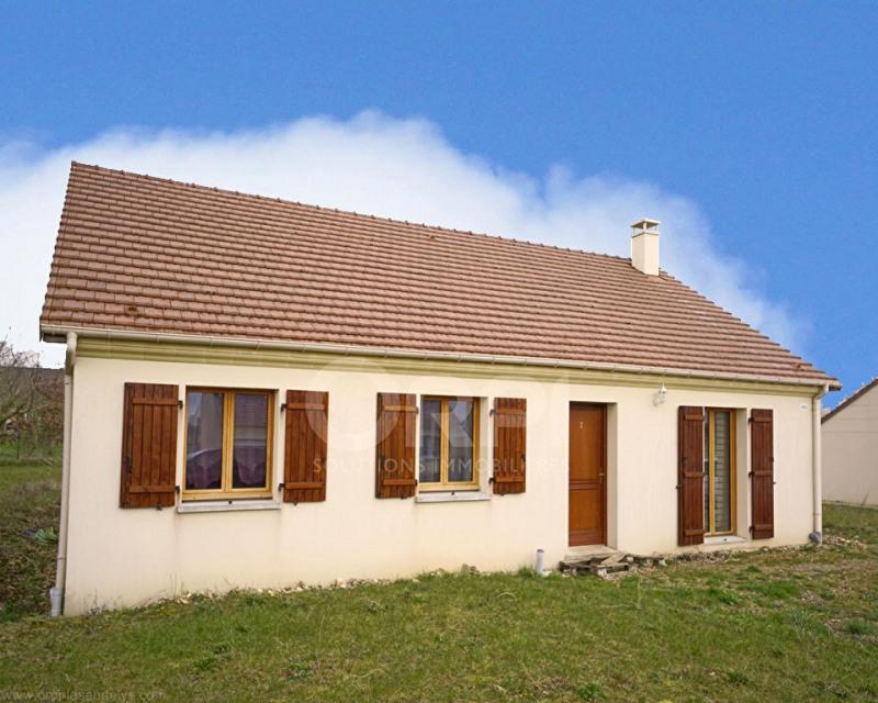 Maison de plain pied - Les Andelys - 3 chambres -
