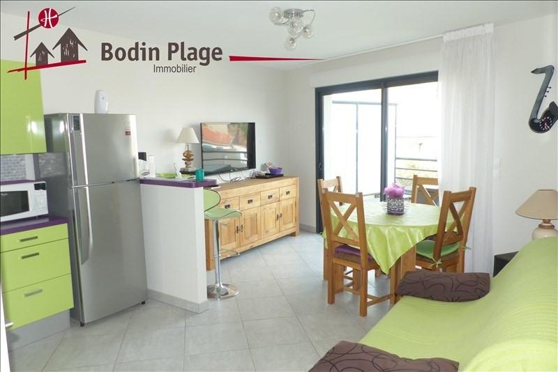 Vente appartement St brevin les pins 174900€ - Photo 1