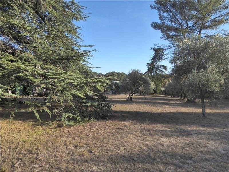 Vente terrain Nimes 212000€ - Photo 1