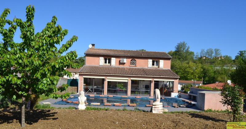 Vente maison / villa Pechbonnieu 414000€ - Photo 1