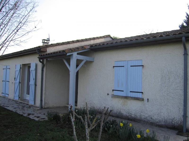 Vente maison / villa Châteauneuf-sur-charente 145000€ - Photo 1