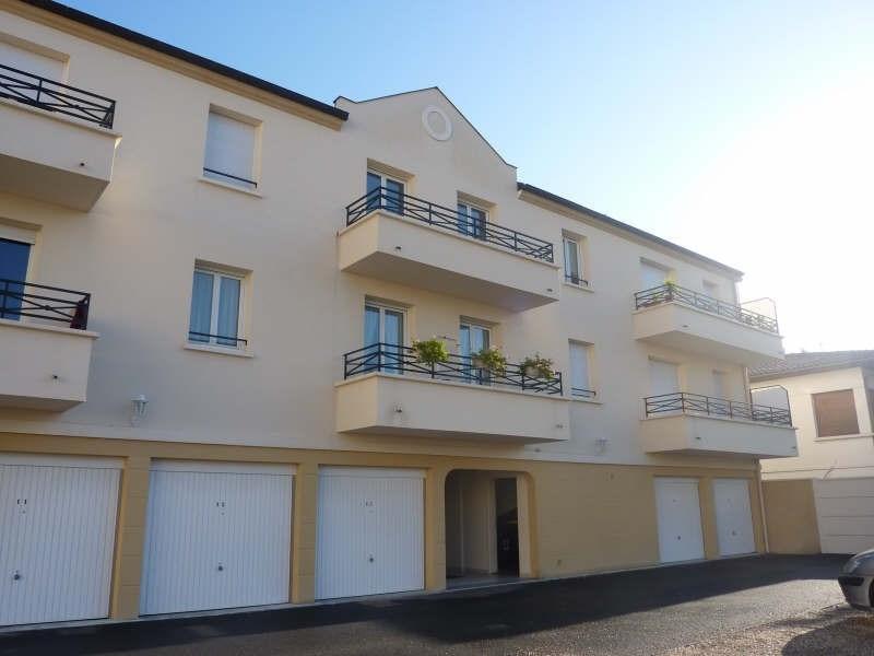 Rental apartment Vaujours 745€ CC - Picture 1