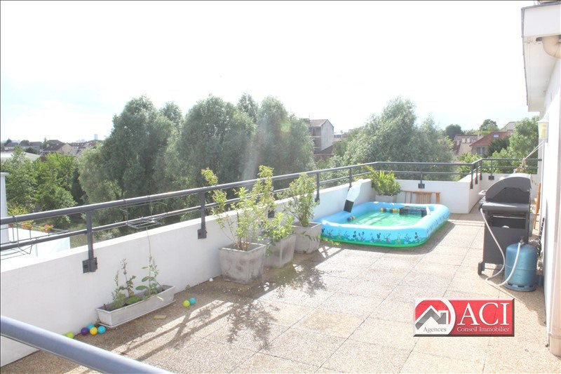 Sale apartment Montmagny 290 000€ - Picture 2