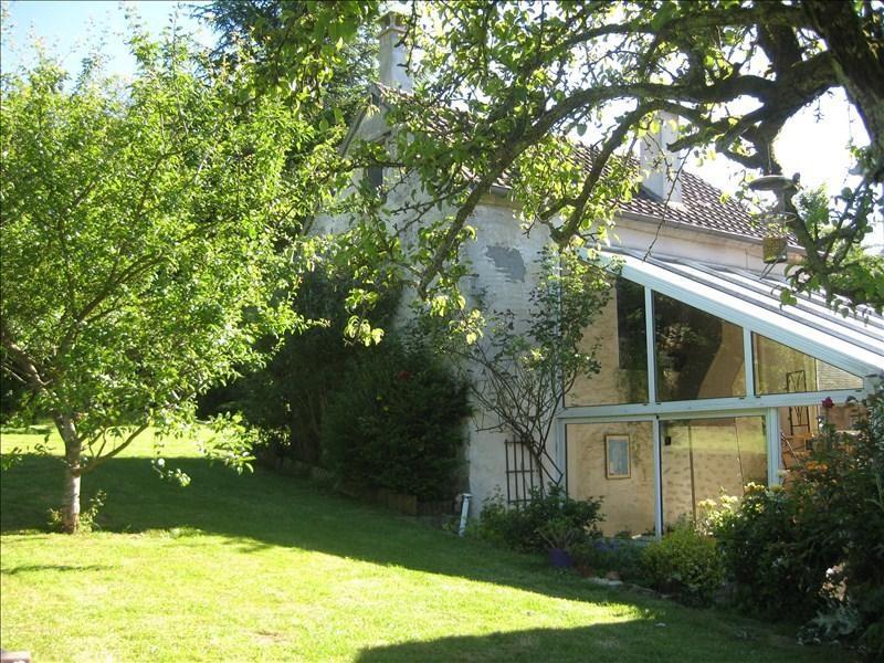 Sale house / villa Chaussy 320000€ - Picture 1