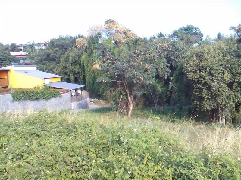 Venta  terreno Ravine des cabris 92400€ - Fotografía 1