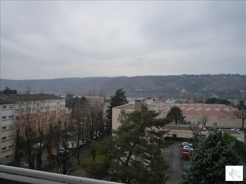 Verkoop  appartement Vienne 184000€ - Foto 2