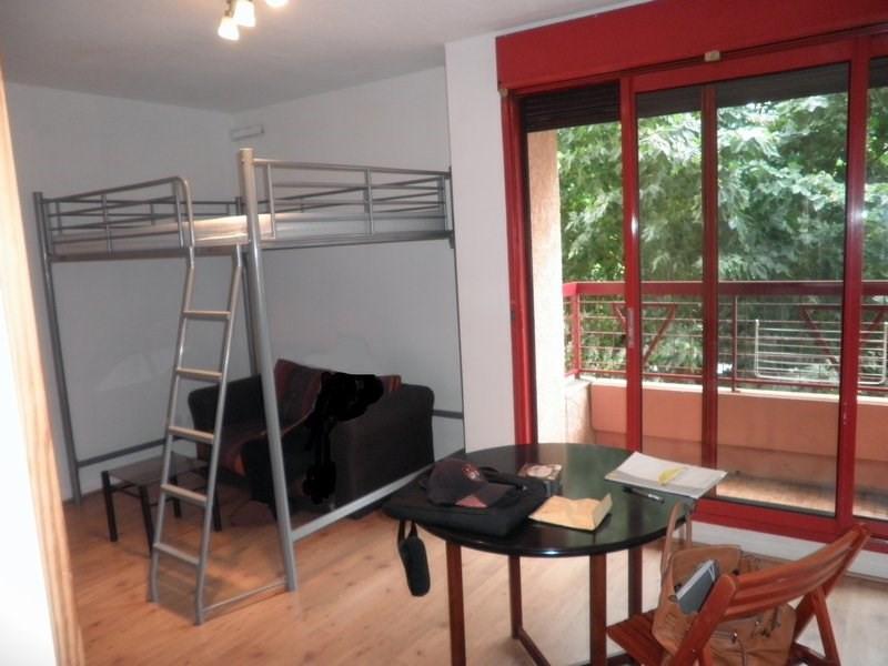 Rental apartment Toulouse 444€ CC - Picture 1