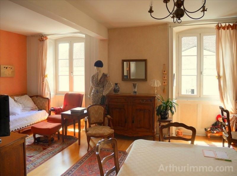 Sale apartment Ornans 65000€ - Picture 1