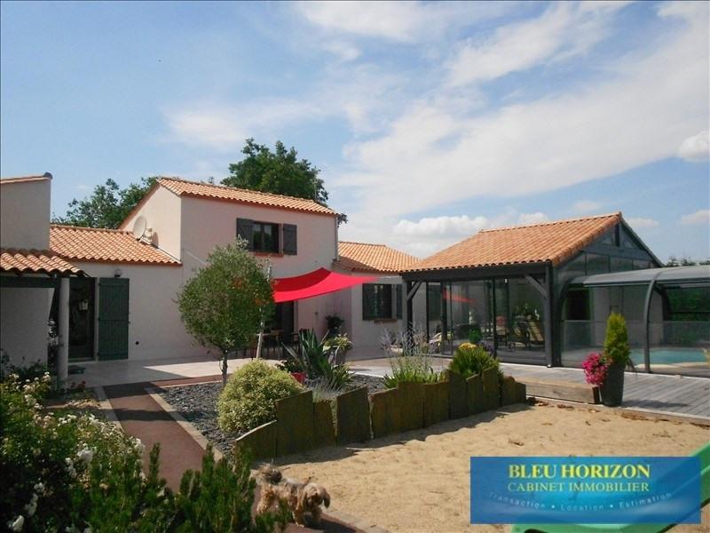 Vente maison / villa Arthon en retz 406550€ - Photo 1