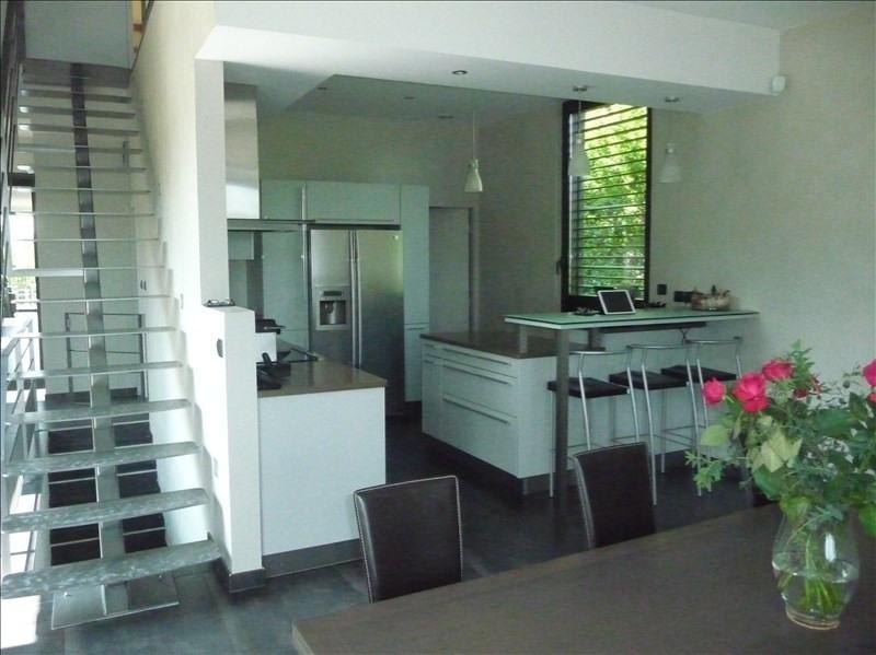 Deluxe sale house / villa Champagne au mont d or 1160000€ - Picture 4