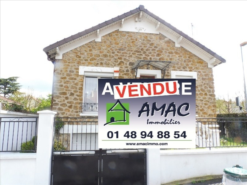Vente maison / villa Villemomble 357 000€ - Photo 1