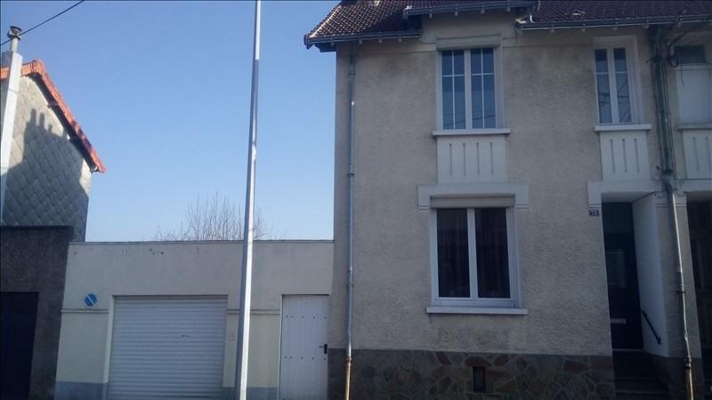Sale house / villa Cholet 124710€ - Picture 1