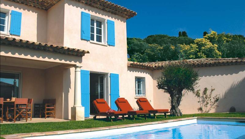 Location vacances maison / villa Sainte maxime 966€ - Photo 1