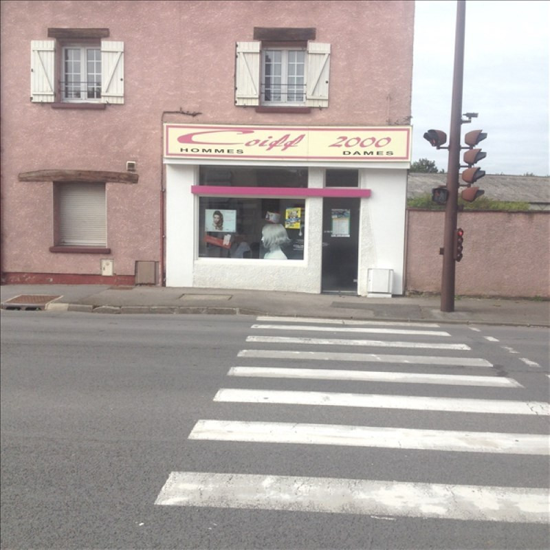 Location local commercial St quentin 480€ HT/HC - Photo 1