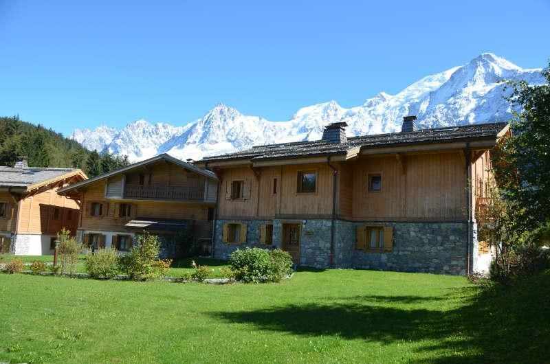 Vente appartement Les houches 490 000€ - Photo 2