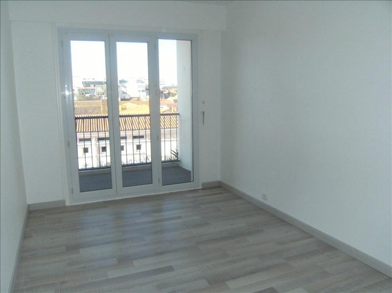 Sale apartment Les sables d olonne 203000€ - Picture 1
