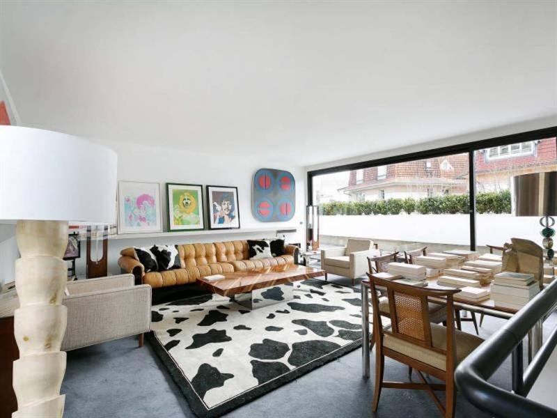 Revenda residencial de prestígio casa Paris 16ème 7350000€ - Fotografia 4